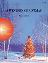A Western Christmas - Grade 3 - Score & Parts - Concert Band