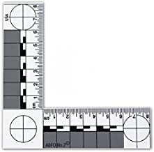 Magnetic Backed ABFO Metric Photo Scale