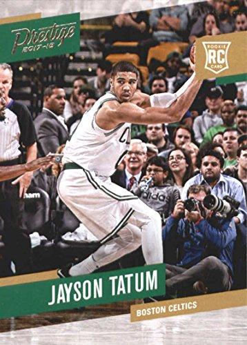 2017-18 Panini Prestige #153 Jayson Tatum Boston Celtics Rookie