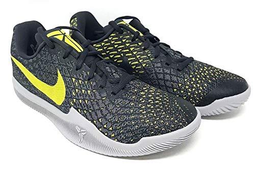 Nike Mens Kobe Mamba Instinct Shoes Dust/Electrolime/Pure Gray 852473-003 (10)