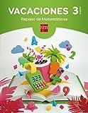 Vacaciones, Repaso de Matemáticas, 3 Educación Primaria