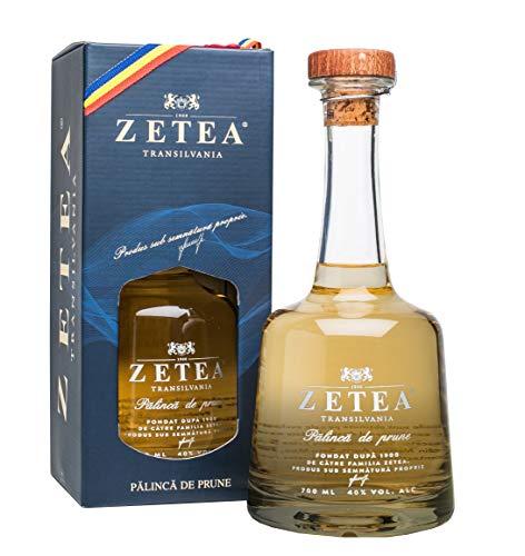 Zetea Transilvania - Palinca de Prune | Zwetschgenbrand aus Rumänien | 700 ml 40% Vol.