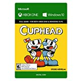 This game includes: Cuphead Don't Deal with the Devil digital code for Xbox One and Window 10 PC. Take a break from your usual game with this new classic, straight from the 1930s! With original art and music and the most challenging of boss battles, ...
