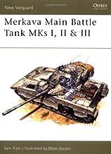 """Merkava Main Battle Tank MKs I, II & III"" (New Vanguard) [Paperback] [1997] (Author) Sam Katz, Peter Sarson"