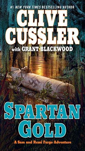 Spartan Gold (A Fargo Adventure Book 1)