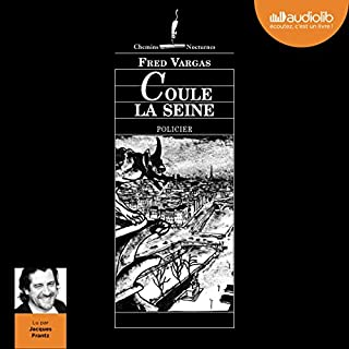 Coule la Seine (Commissaire Adamsberg 4) cover art