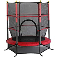 Nueva Plast 1.389 - Red de alfombras con elástico Protector, diámetro 140 cm