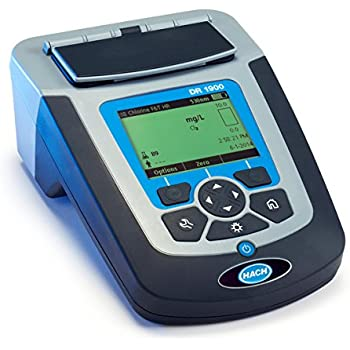 Hach DR1900-01H DR 1900 Portable Spectrophotometer