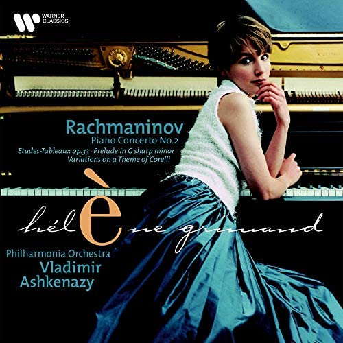 Hélène Grimaud, Philharmonia Orchestra & Vladimir Ashkenazy