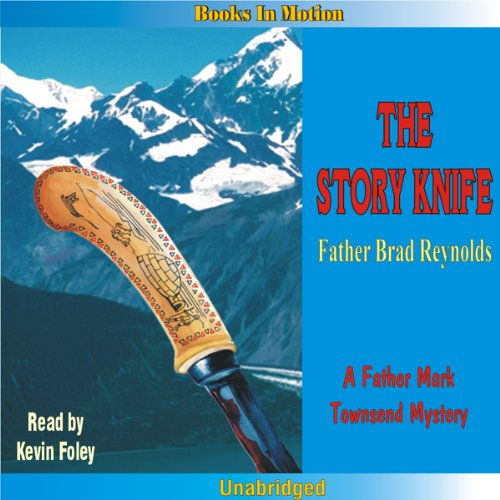 The Story Knife audiobook cover art