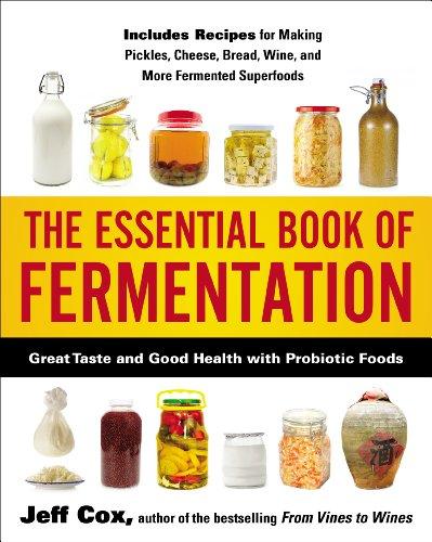 The Essential Book of Fermentation:…