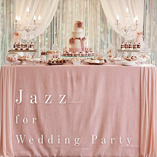 Jazz for Wedding Party. Romantic Dance Music. Instrumental Jazz Sounds