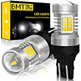 7443 7440 LED Bulbs 7444 T20 992 7441 W21W LED Light Bulbs with Projector CANBUS Error Free Replacement for Backup Reverse Light Daytime Running Lights Turn Signal Light Tail Light Blinker Brake Light