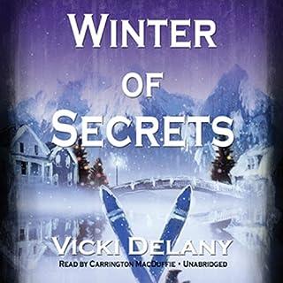 Winter of Secrets cover art