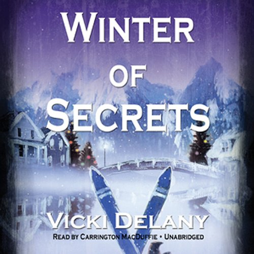 Winter of Secrets audiobook cover art