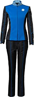Cosplay The Orville Alara Captain Costume Crewman Suit Coat Uniform Outfit