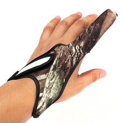 jileSM Single Finger Glove Protector For Sea Fishing by jileSM