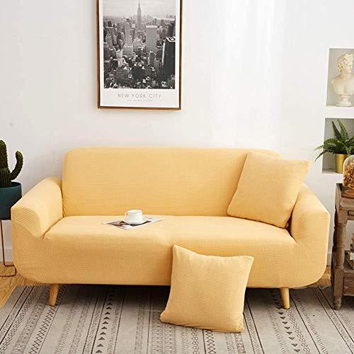 YAOWEI WERTY Estiramiento Sofá Cover, Antideslizante con Todo Incluido sofá Cubierta Cuatro Estaciones Cubierta Universal Completa Muebles Protector para la Tela de Cuero del sofá,6,190cm*230cm