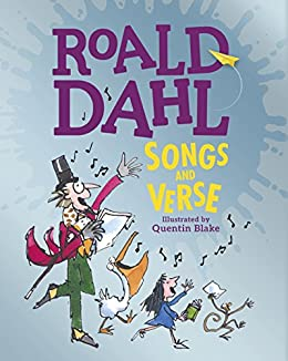 Songs and Verse (Dahl Fiction) by [Roald Dahl, Quentin Blake]