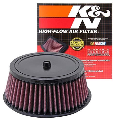 K&N Engine Air Filter: High Performance, Premium, Powersport Air Filter: 2000-2019 SUZUKI/KAWASAKI (DRZ400S, DRZ400SM, DRZ400E, DRZ400, KLX400R, KLX400SR) SU-4000