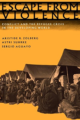 Download Escape from Violence: Conflict and the Refugee Crisis in the Developing World 0195079167