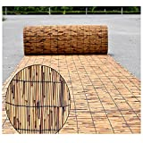 Reed Fence, Covering Privacy, Bamboo Fencing Rolls, Blackout, Sun Shade, For Patio, Garden, Balcony, Windbreak, 2 3 4 Feet High