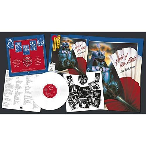 Tokyo Blade: Night of the Blade-the Night Before (White Vinyl) [Vinyl LP] (Vinyl)