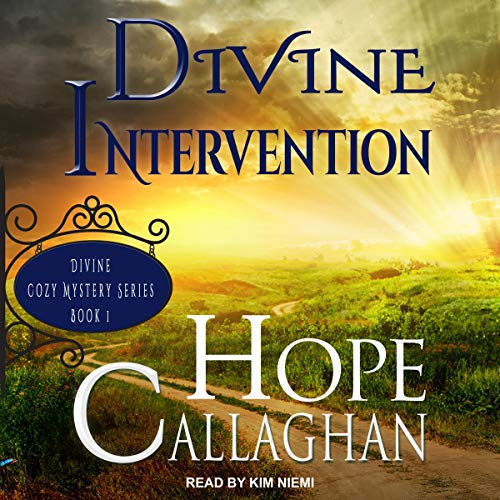 Divine Intervention audiobook cover art