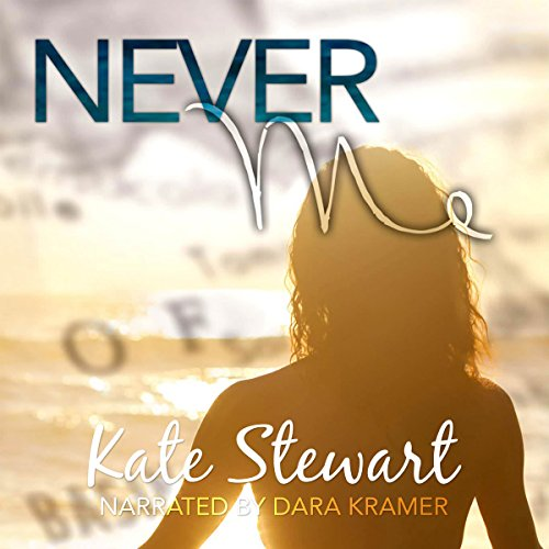 Never Me audiobook cover art