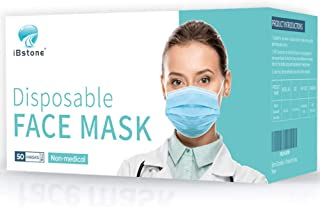 Iucar 50 Disposable Face Masks
