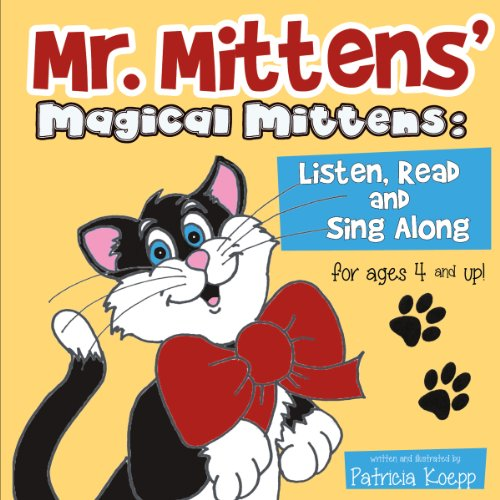 Mr. Mittens' Magical Mittens audiobook cover art