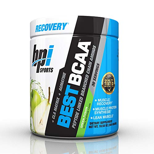 BPI Sports Best BCAA - BCAA Powder - Branched Chain Amino Acids -...