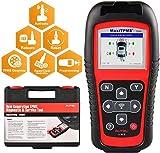Autel MaxiTPMS TS501 TPMS OBDII Sistema di monitoraggio della pressione magnetica del pneumatico Strumento diagnostico Kit di controllo del sensore