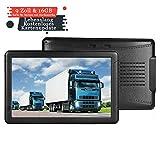 GPS Navigation für Auto, Aonerex 9 Zoll Touchscreen Navigationsgerät für LKW PKW KFZ 16GB 256MB...