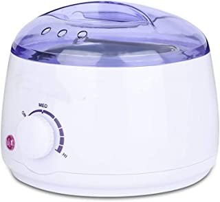Professional Electric Wax Warmer and Heater for Soft, Paraffin, Warm, Crème and Strip Wax | Wax Melter for Hair Removal with Adjustable Temperature for Salon Quality Results