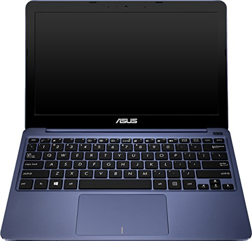 "Asus E200HA-FD0004TS EeeBook LCD Display 11.6"" HD Intel Atom Z8300 Quad Core 2GB RAM 32GB SSD blau"