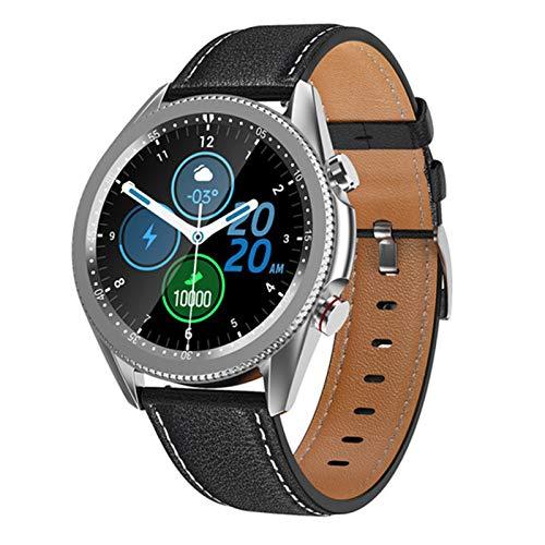 Smart Watch M98 Nuevos Hombres Y Mujeres Deportes Aptitud Aptitud Pulsera Tarifa Cardíaca Bluetooth Call Reproductor De Música Android iOS,C