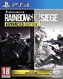 UBI Soft Tom Clancy'S Rainbow Six: Siege - Advanced Edition (PS4)