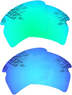Dynamix Polarized Replacement Lenses for Oakley Flak 2.0 XL OO9188 - Multiple Options