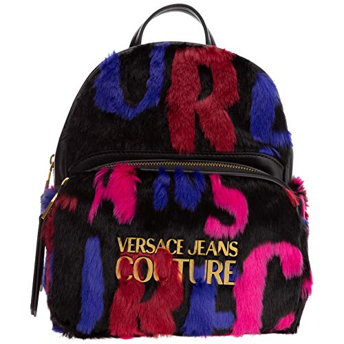 Versace Jeans Couture mujer mochila nero