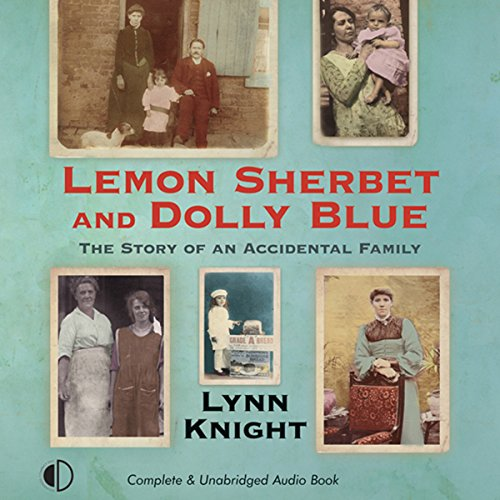 Lemon Sherbet and Dolly Blue cover art