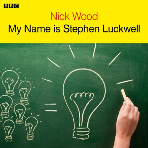 My Name Is Stephen Luckwell cover art