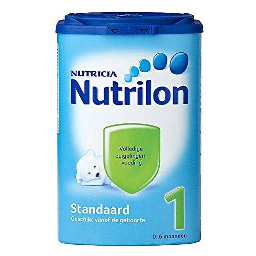Nutrilon Standard 1 Babymilch 4 Pack Kindermilch (850gr.) Frisch aus Holland