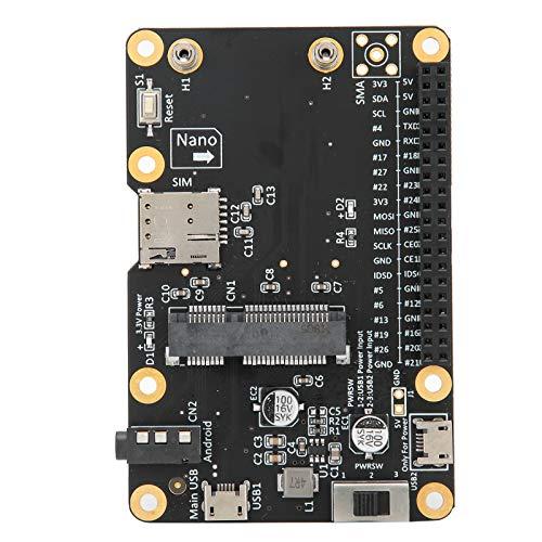 Santing 3G / 4G LTE-Modul, 3G / 4G LTE-zu-USB-Modul 3G / 4G LTE-Basishut für Raspberry Pi, mit SIM-Karte für Asus Tinker Board