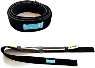 XJZHANG Bauchdialyse-Schutzg/ürtel Atmungsaktive Baumwolle Einstellbare elastische Aufbewahrung Katheter-G/ürteltasche Abnehmbar