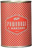 Il pomodoro più buono Pomodori pelati di San Marzano Retro, Ganze, geschälte Tomaten, 4er Pack (4 x 260 g)