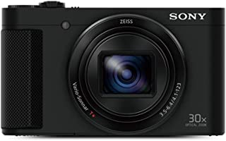 Sony Cyber Shot Digital Camera, Black