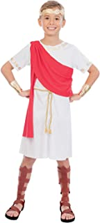 amscan 9904457 Child Toga Costume Set for Boys, 8-10 Years-1 Pc Girls