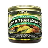 Better Than Bouillon Organic Vegetable Base 16 Oz, Reduced Sodium (Original Version)