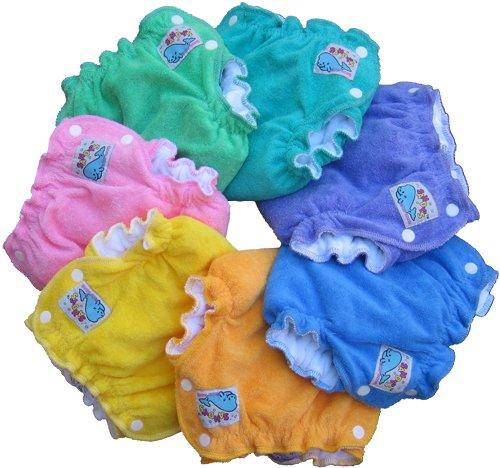 Mother-Ease Newborn Cloth Diaper - Pink